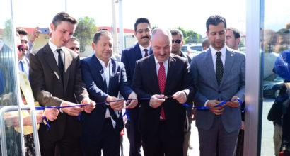 Osmaniye İŞGEM Açılış Töreni