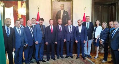 Sofya Büyükelçilik Ziyareti